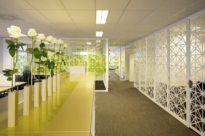 Office Tour: The Colorful and Metaphoric Office of Besturenraad ...