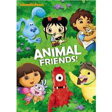 Nick Jr Favorites Animal Friends Dvd Nickelodeon Toys R Us Animals Friends Wonder Pets Dora And Friends