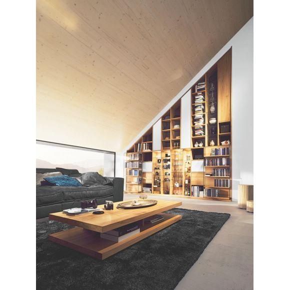 Hochwertige Wohnwand