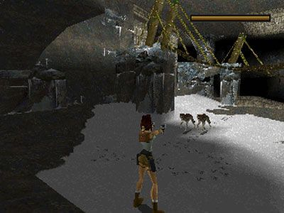 The Central Character In Tomb Raider Is The English Archaeologist