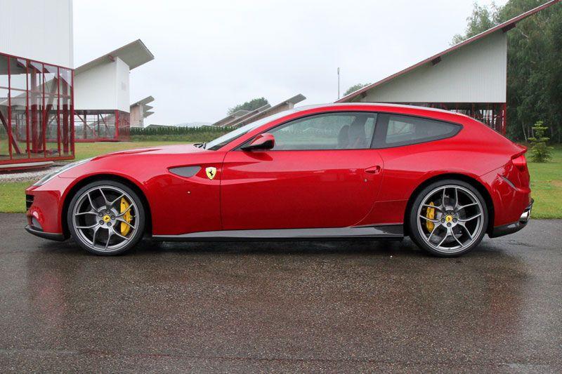 Ferrari FF | Drive a Ferrari @ http://www.globalracingschools.com