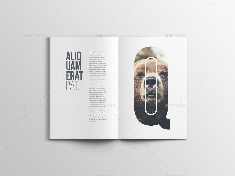 a4 magazine mockup by blugraphic0 graphicriver print editorial