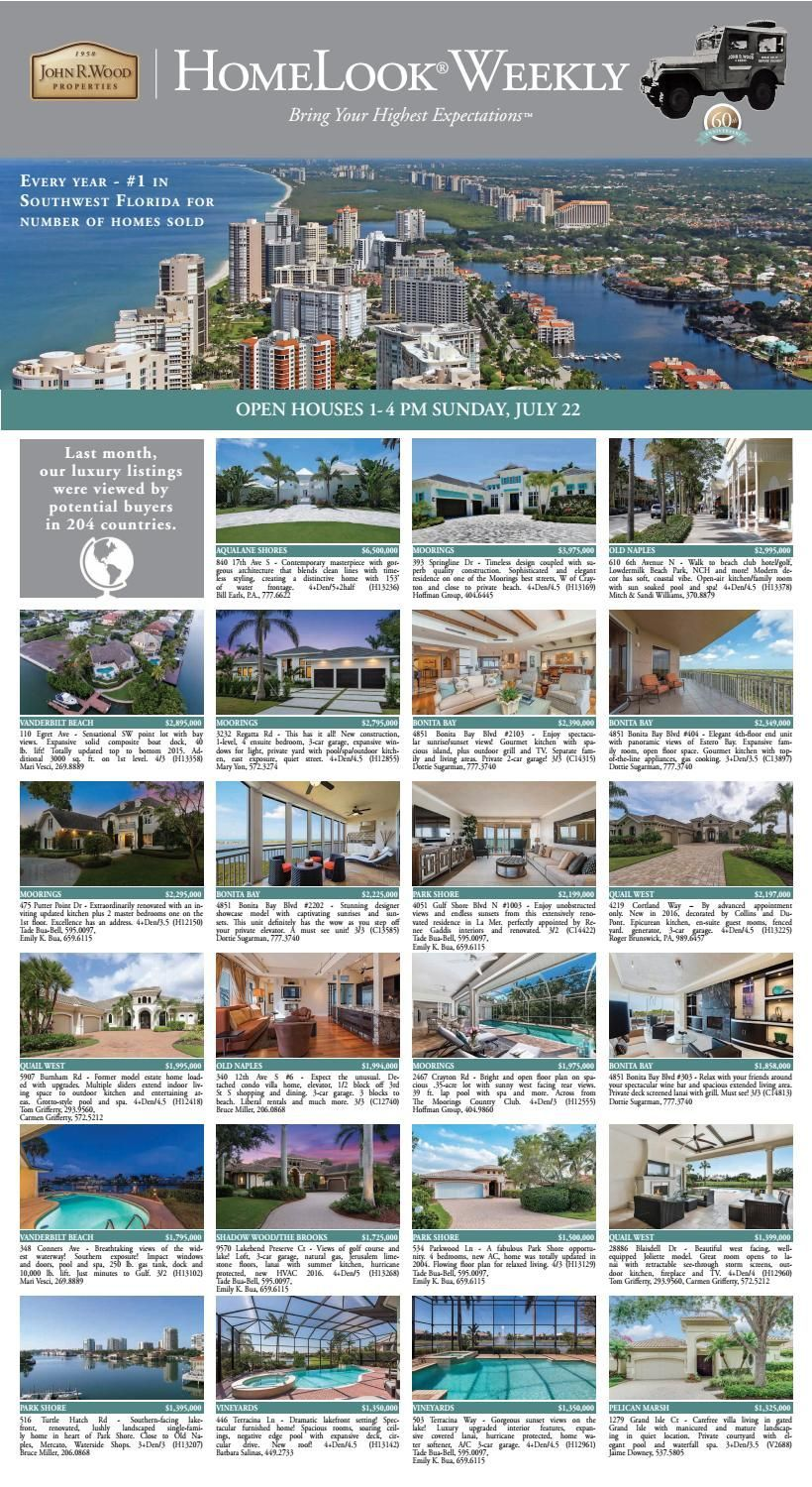 John R Wood Properites Open Houses Today Http Issuu Com Www Johnrwood Com Docs Homelook Weekly Jul Property Open House Real Estate Buying Open Houses Today