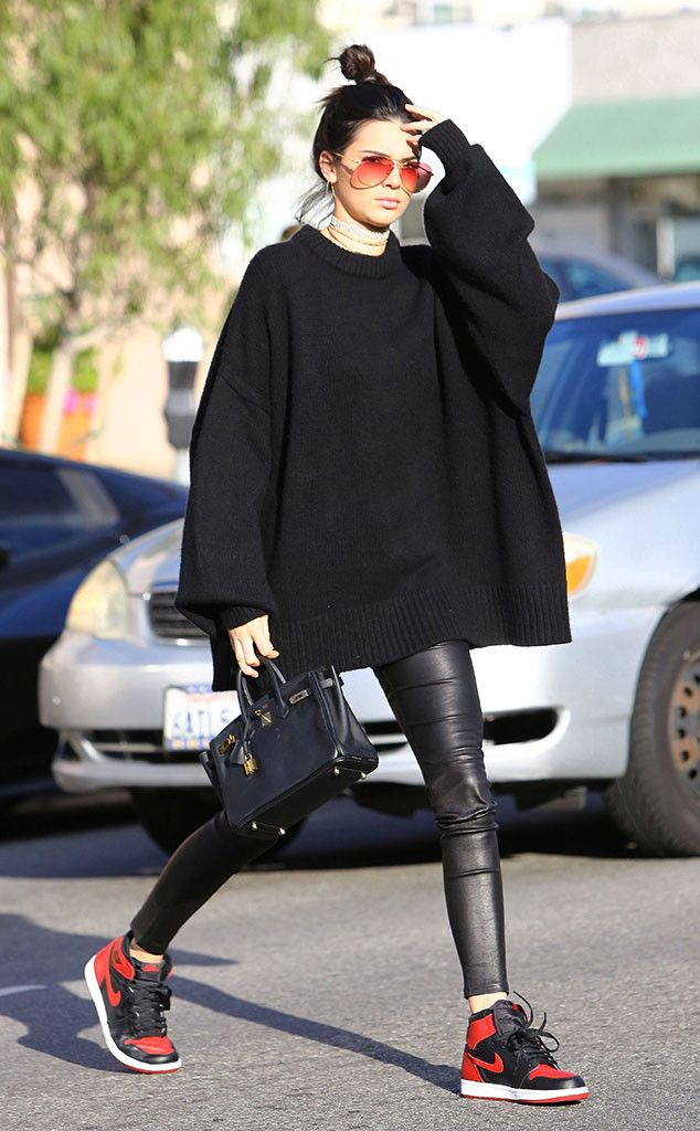 Kendall Jenner from The Big Picture: Today's Hot Photos – Street Style