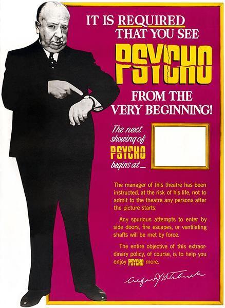 Psycho Hitchcock Online