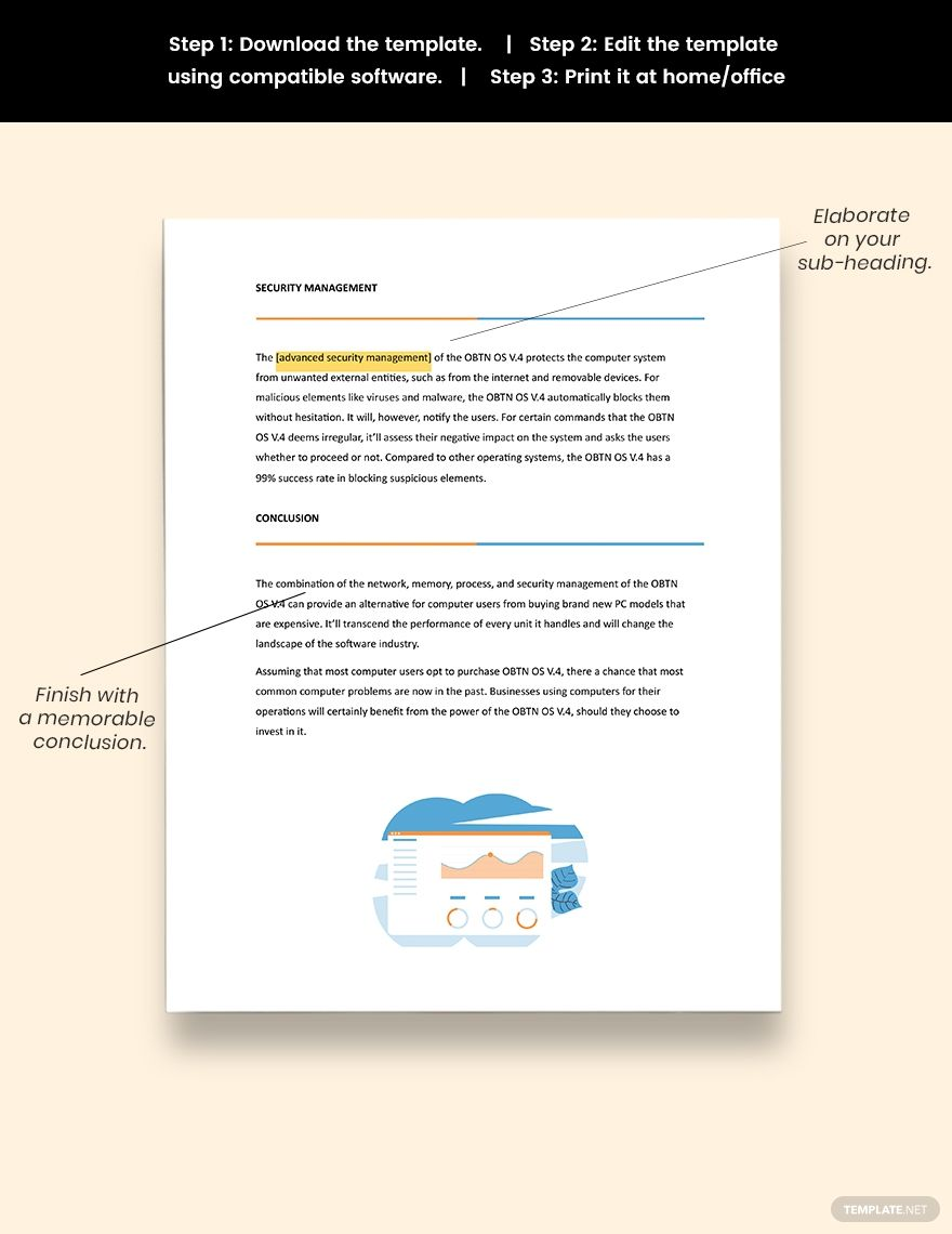 Technical White Paper Template Free Google Docs Word Apple Pages Template Net Paper Template Paper Template Free Document Templates