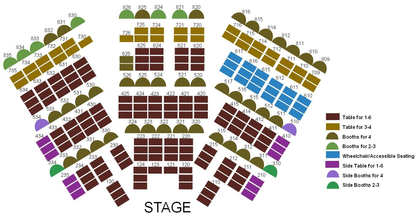Main Stage 315 517 520 With Images Dinner Theatre Seating Charts Guthrie Theater