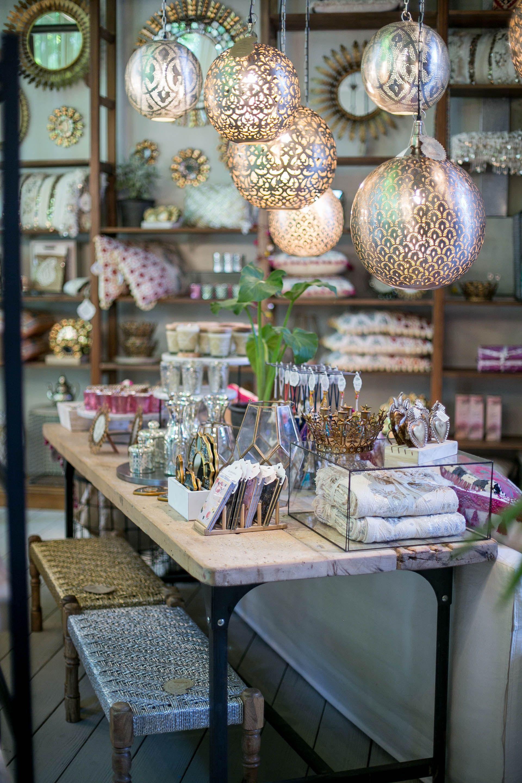 decor boho rapsodia boutique stores retail collection bohemian decoration furniture display