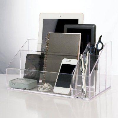 Premium Quality Plastic Craft and Desktop Organizer