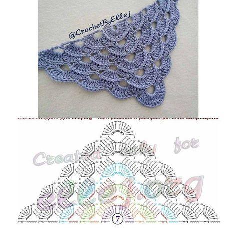 Best 12 – Page 306104105917147726 – SkillOfKing.Com #crochetscarves