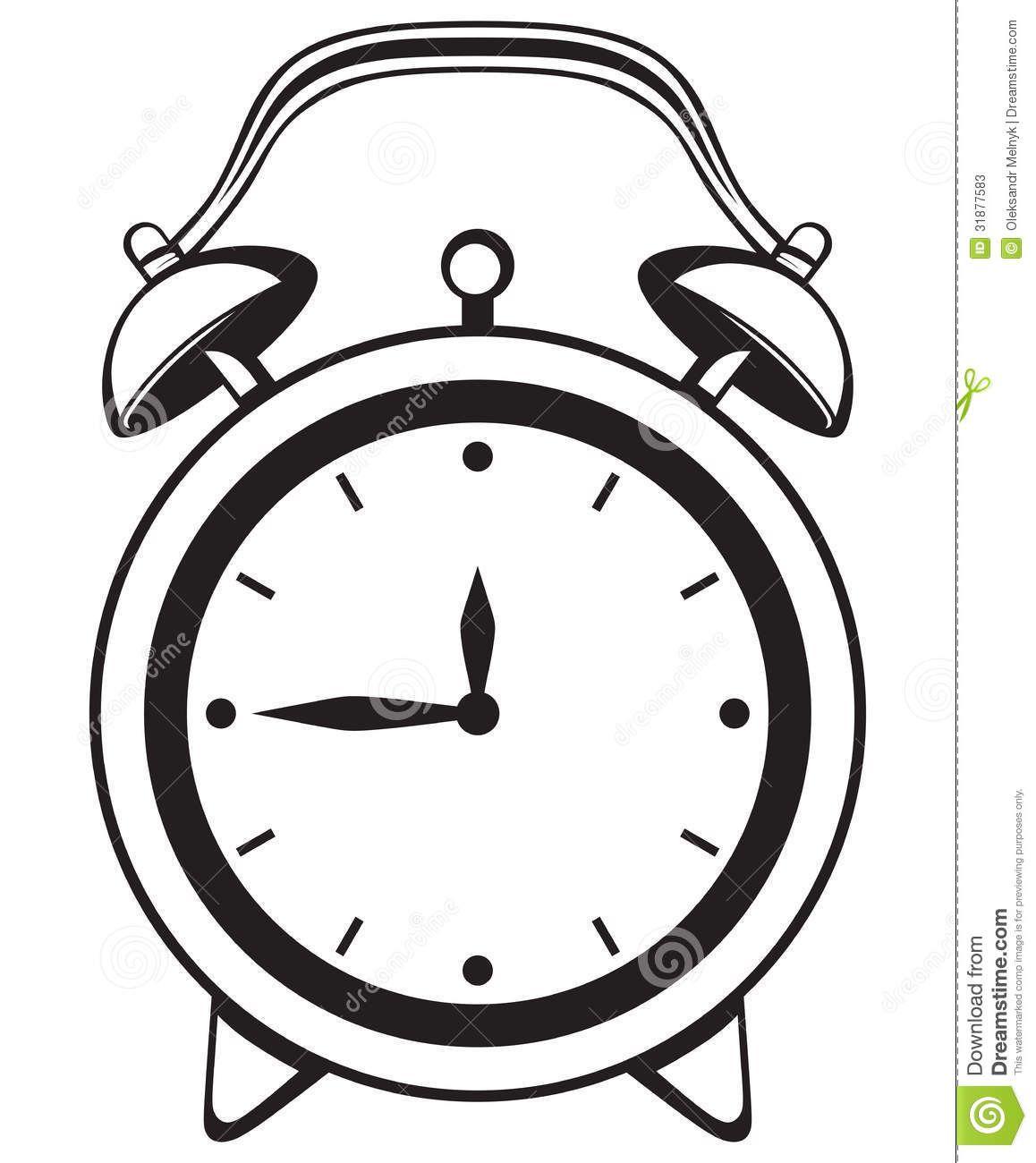Alarm Clock Stock Photos Image 31877583 Old Alarm Clock Cartoon