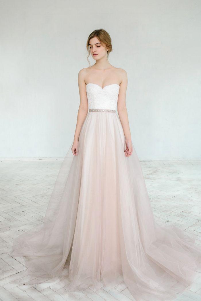 Perfect Pastels Wedding Dress Edition