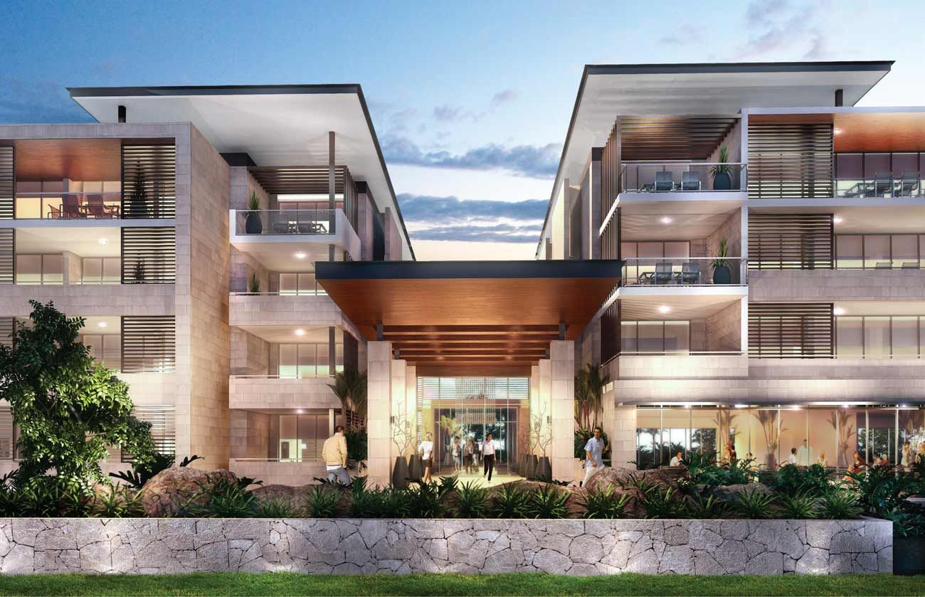 Amana Living Marchese Partners Residential Building Design Apartments Exterior Architecture House