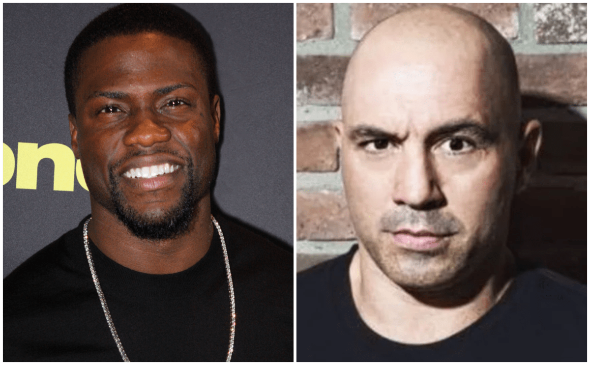 Kevin Hart Tells Joe Rogan How Plant Based Foods Are Helping Him Reach His Fitness Goals In 2020 Fitness Goals Podcast Popular Plant Based