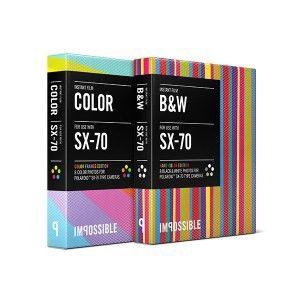 Colorful Frames SX-70 Bundle