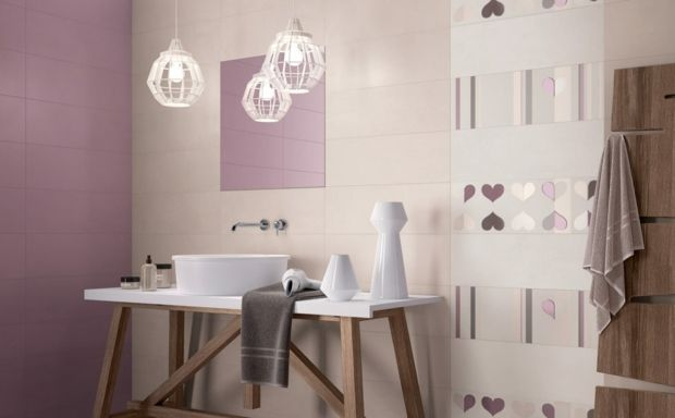 Le carrelage salle de bain - entre simplicité et élégance Simple