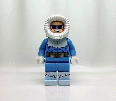 Captain Cold Lego Dc Leonard Snart Cold