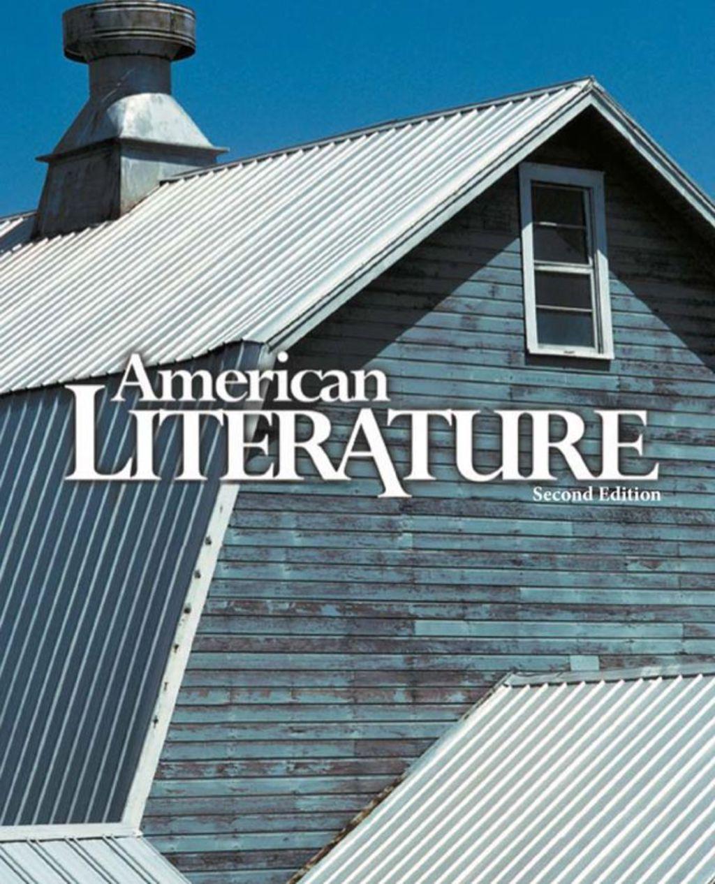 American Literature Student Text Scu Ebook