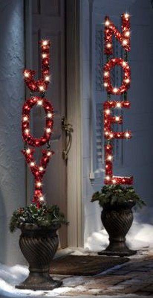 50 best outdoor christmas lighting ideas