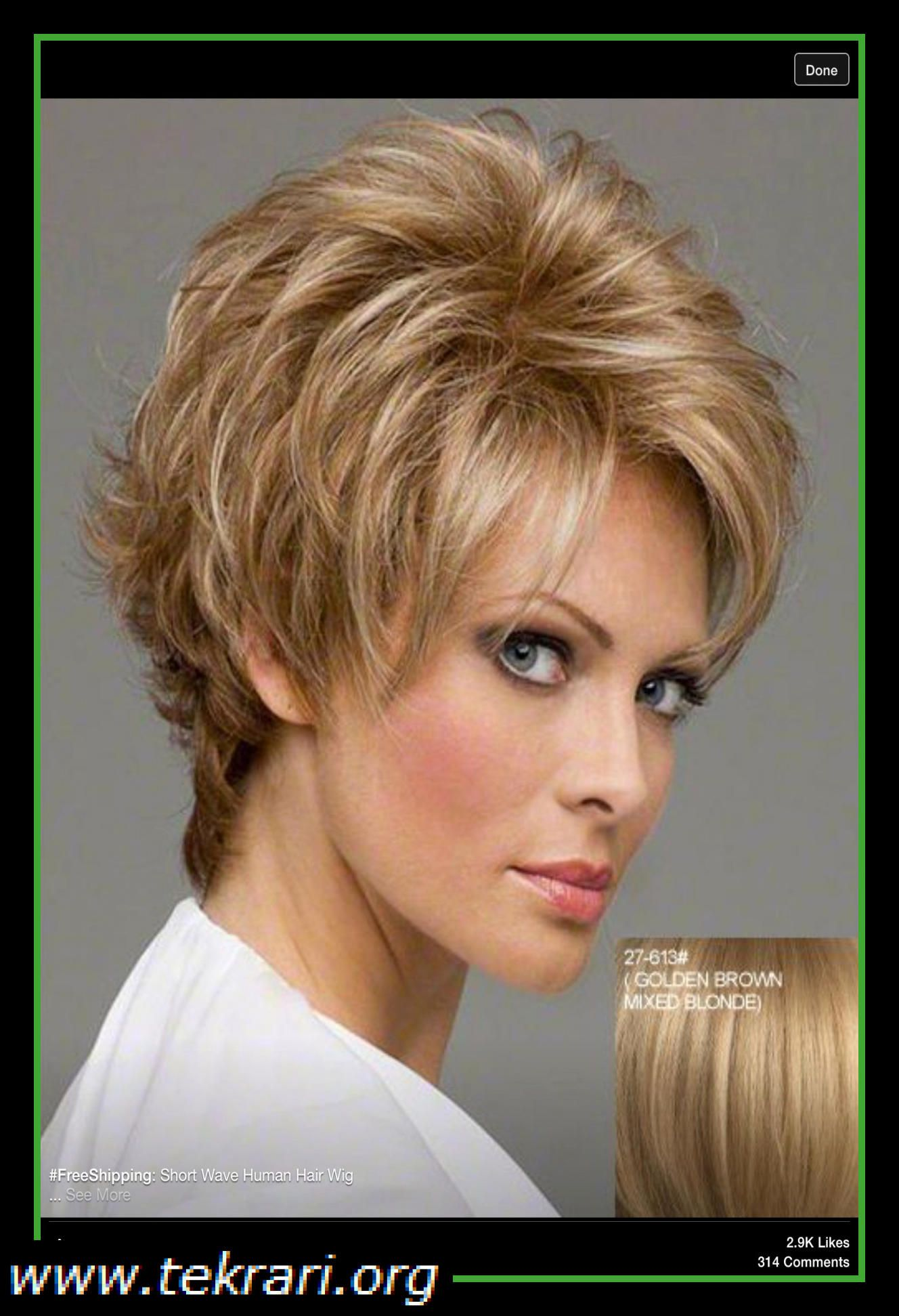 Medium To Short Hairstyles For Thin Hair Low Maintenance Low Coupe De Cheveux Photos Coupe De Cheveux Styles De Coiffures