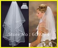 2 layer veil