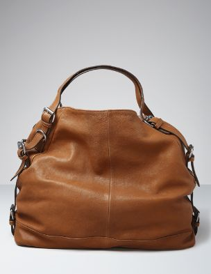 Slouchy Buckle Bag From Boden