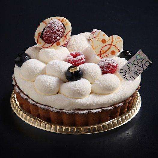 魅惑のチーズケーキフェア「ダブルチーズタルト」