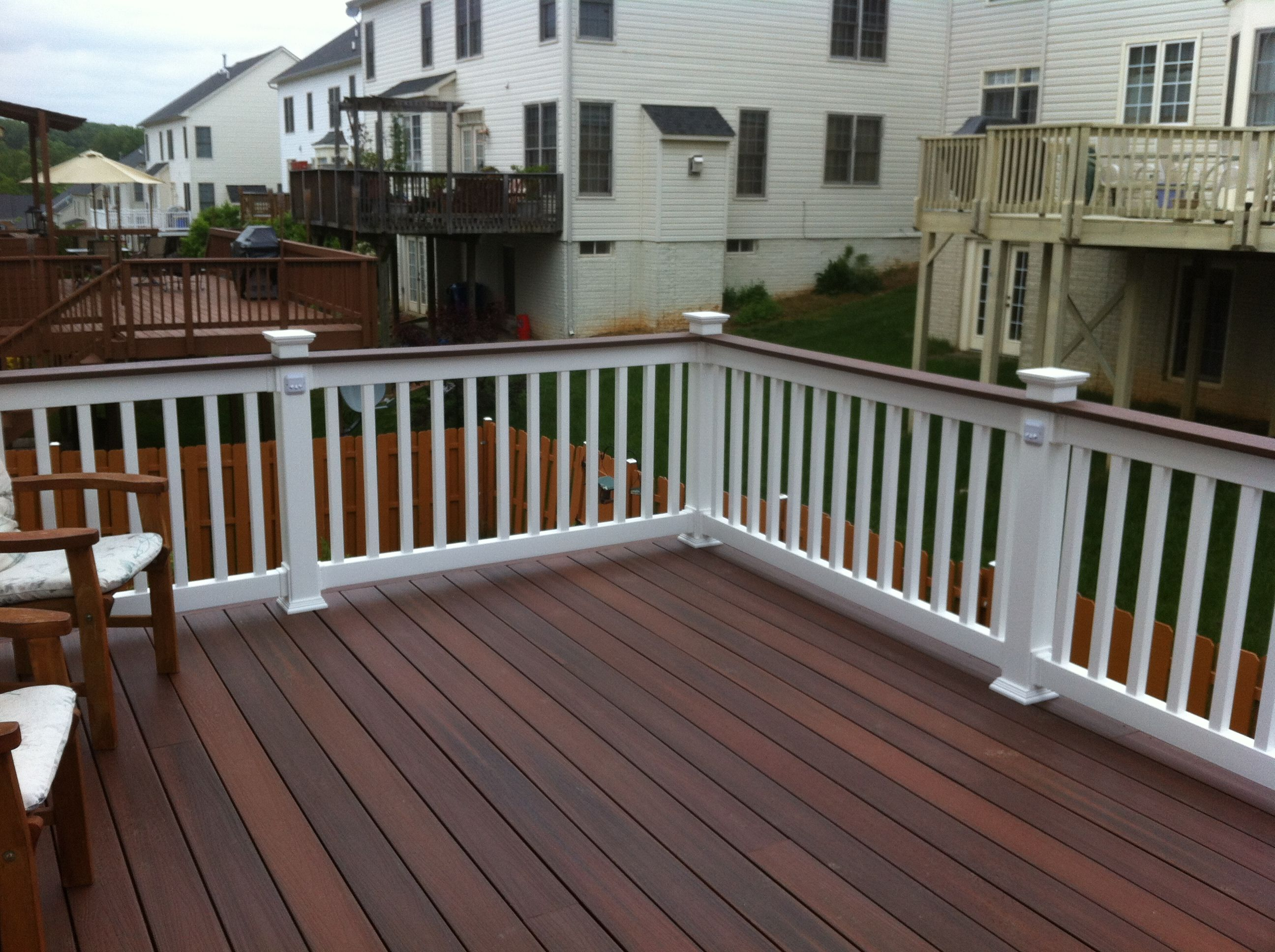 Fiberon Decking Was Rated As Better Than Trex By One