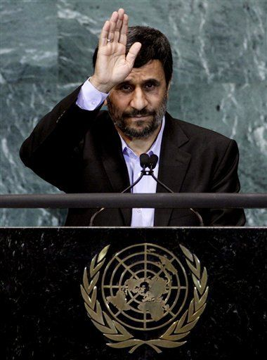 """Iran's state-backed news agency has issued an apology after saying that rural Americans would prefer Iranian President Mahmoud Ahmadinejad to President Obama, a """"fact"""" they took from the satirical news organization, The Onion.  The news agency Fars, republished an article that was a supposed legitimate opinion poll when in fact it was joke."""