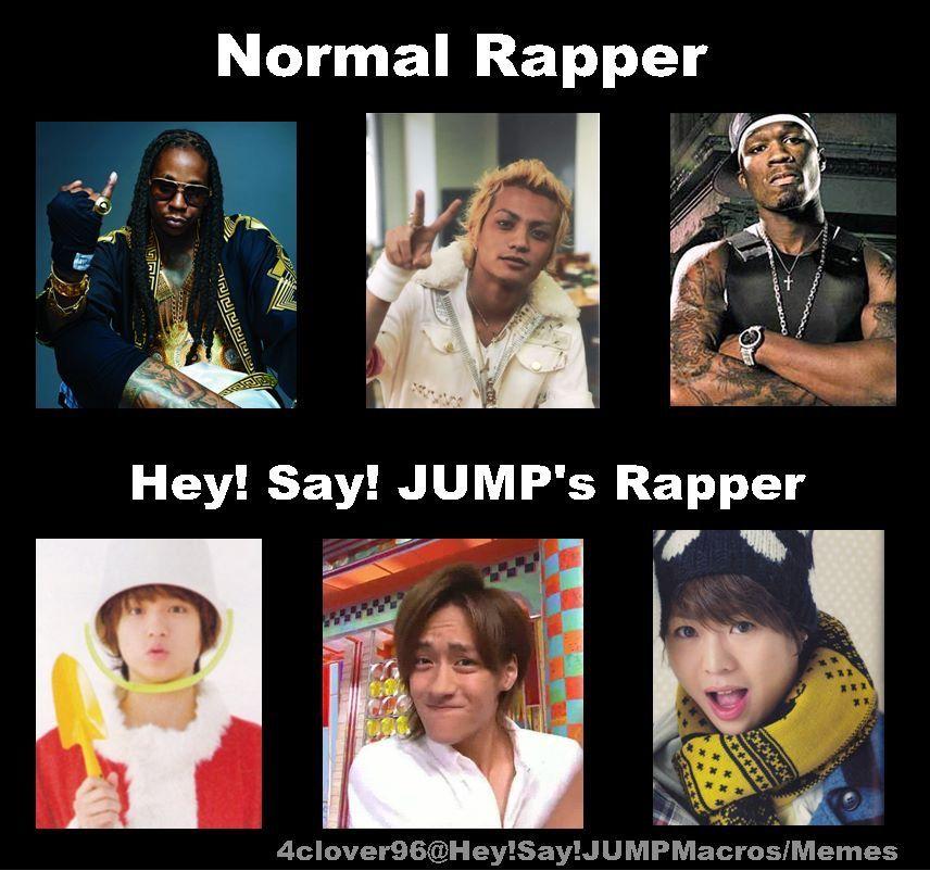 Hey Say Jump Meme