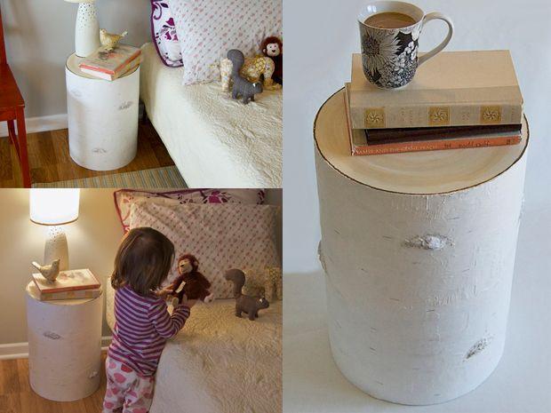 Idee Per La Camera Fai Da Te : Comodini fai da te originali per la camera da letto rubriche