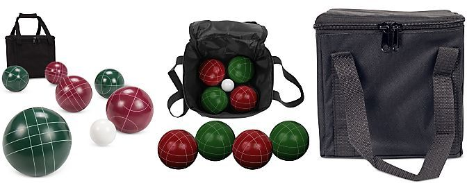 For the Dad who is all fun & games Bocce Ball Set | Macy's