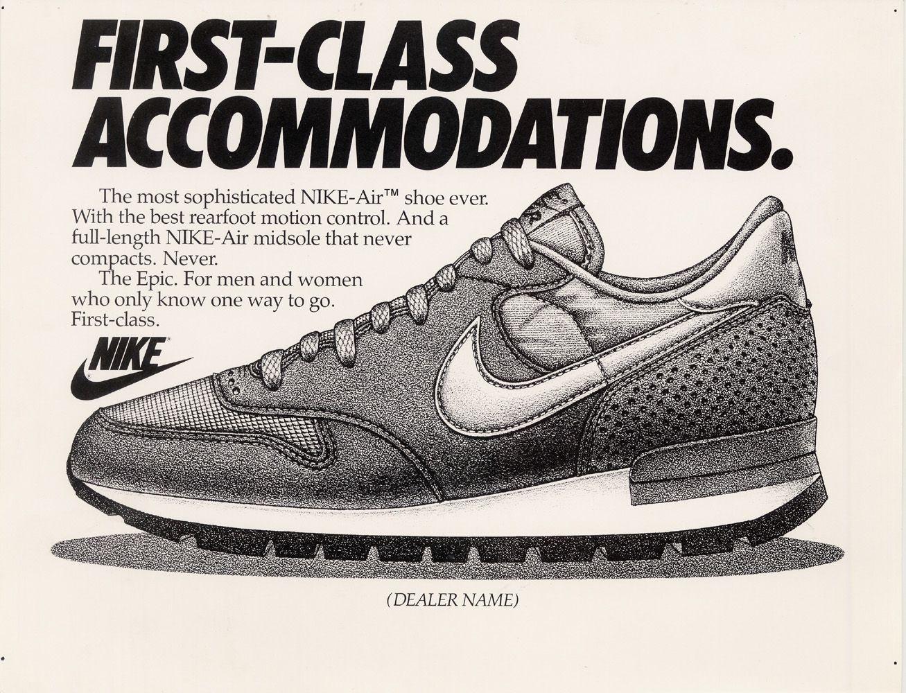 Nike Advert Zero Gravity | #sneakers | Nike de época