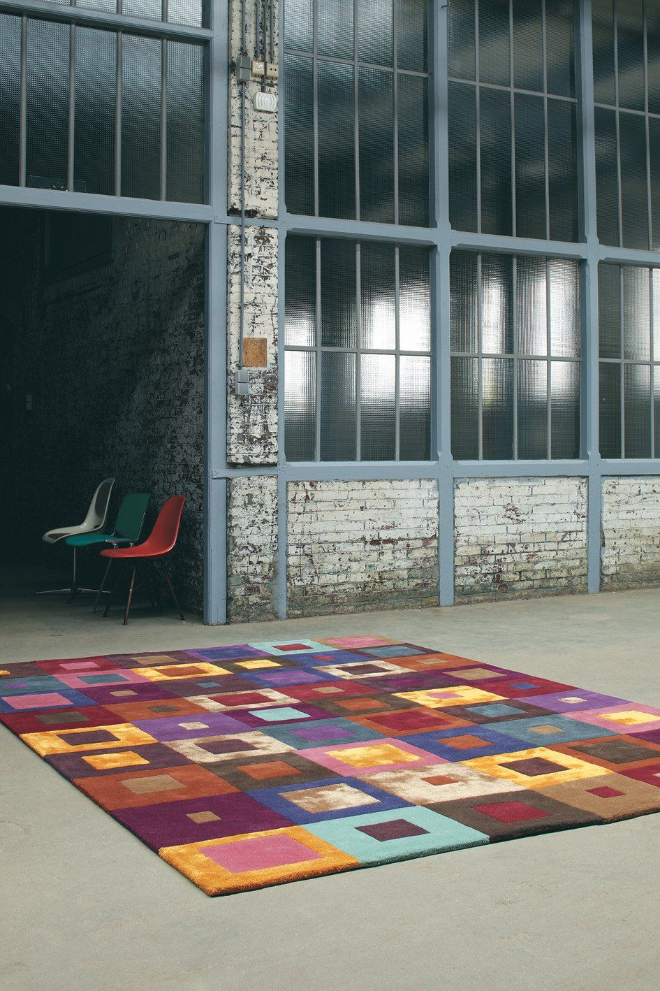 Brink Campman Estella Carre 84400 In 2020 Rugs Rug Design Multicoloured Rug