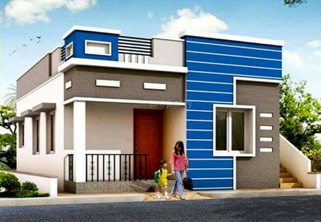 Devesh House Front Design House Elevation Kerala House