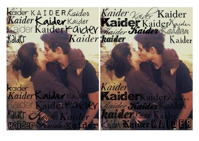 """""""Kaider is OTP"""" by daughterofathene ❤ liked on Polyvore"""