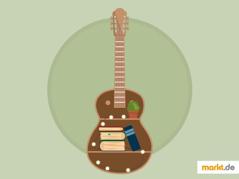 Gitarre Upcycling