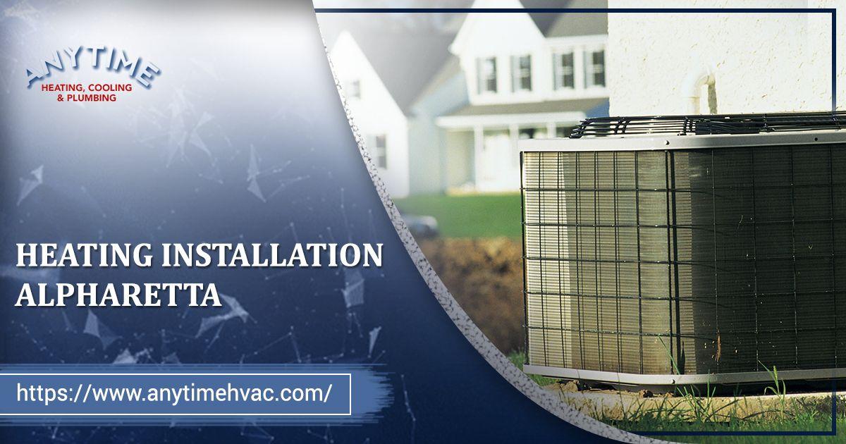 Heating Repair Alpharetta With Images Heating Services Heat Installation Heating Repair