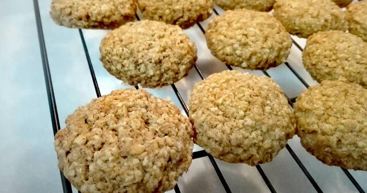 recetas de galletas diabetes saludable
