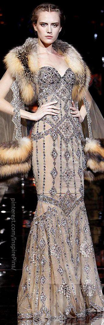 Zuhair Murad - Haute Couture - Fall-winter 2008-2009