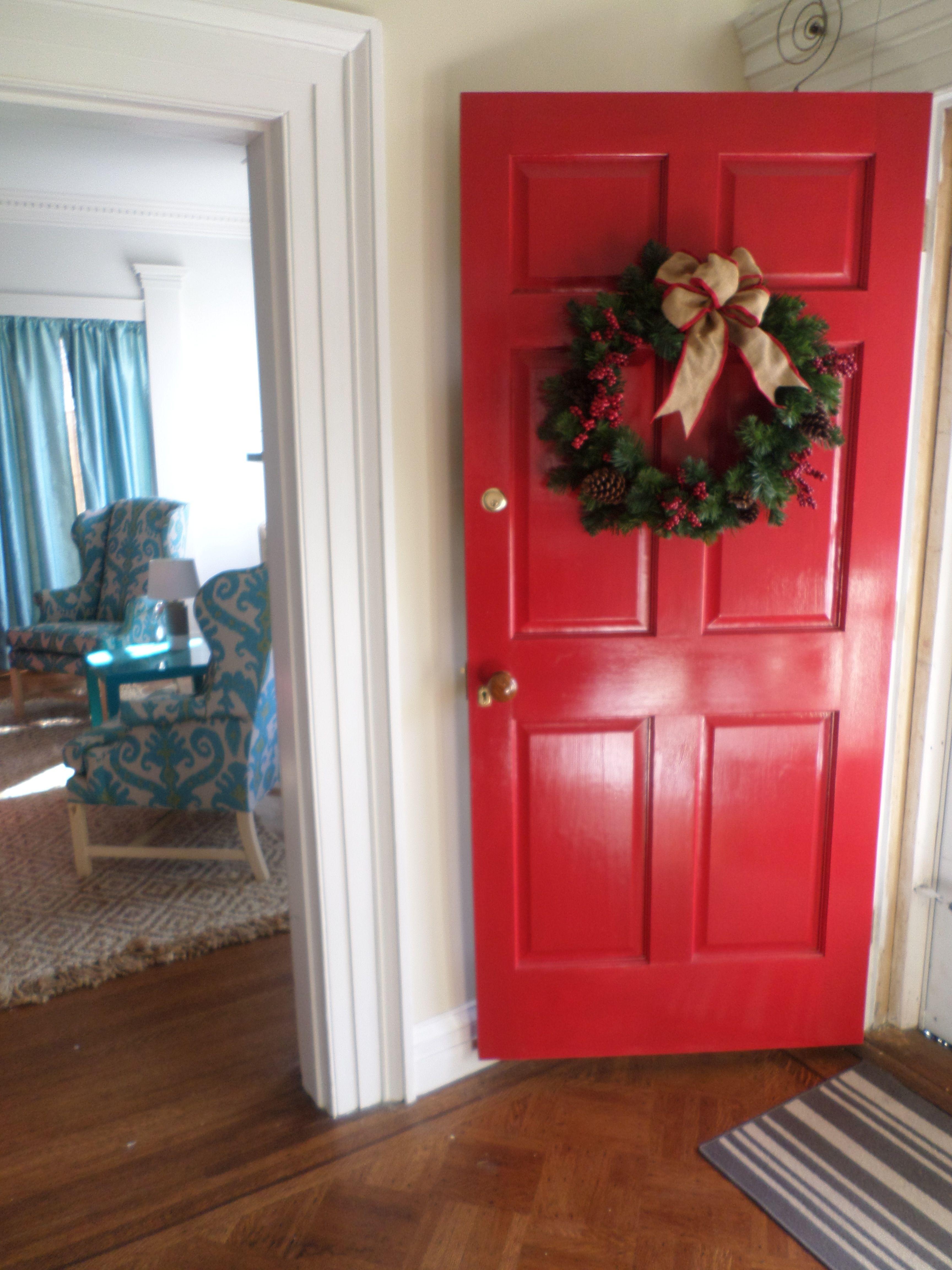 Doors Design: Exterior Front Door Is Painted Benjamin Moore Aura Grand