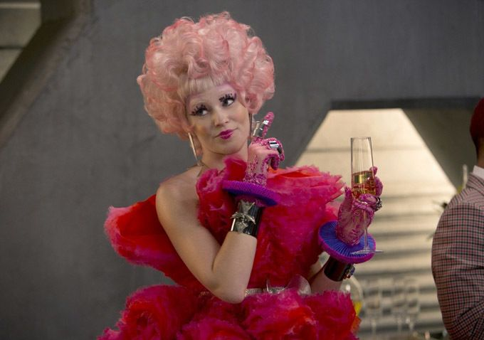Huge Batch of New Pictures from The Hunger Games: Catching Fire - Effie.