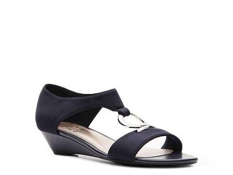 066d59ebcbf Impo Riley Wedge Sandal Wide Width Women s Shoes - DSW  dental  poker