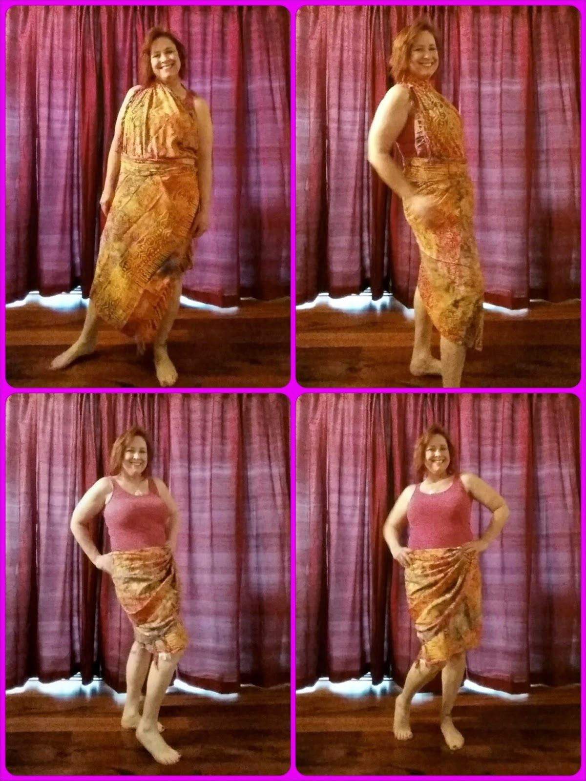 Lotus Resort Wear Sarong Are you Ready for your summer travel? #LotusResortWear