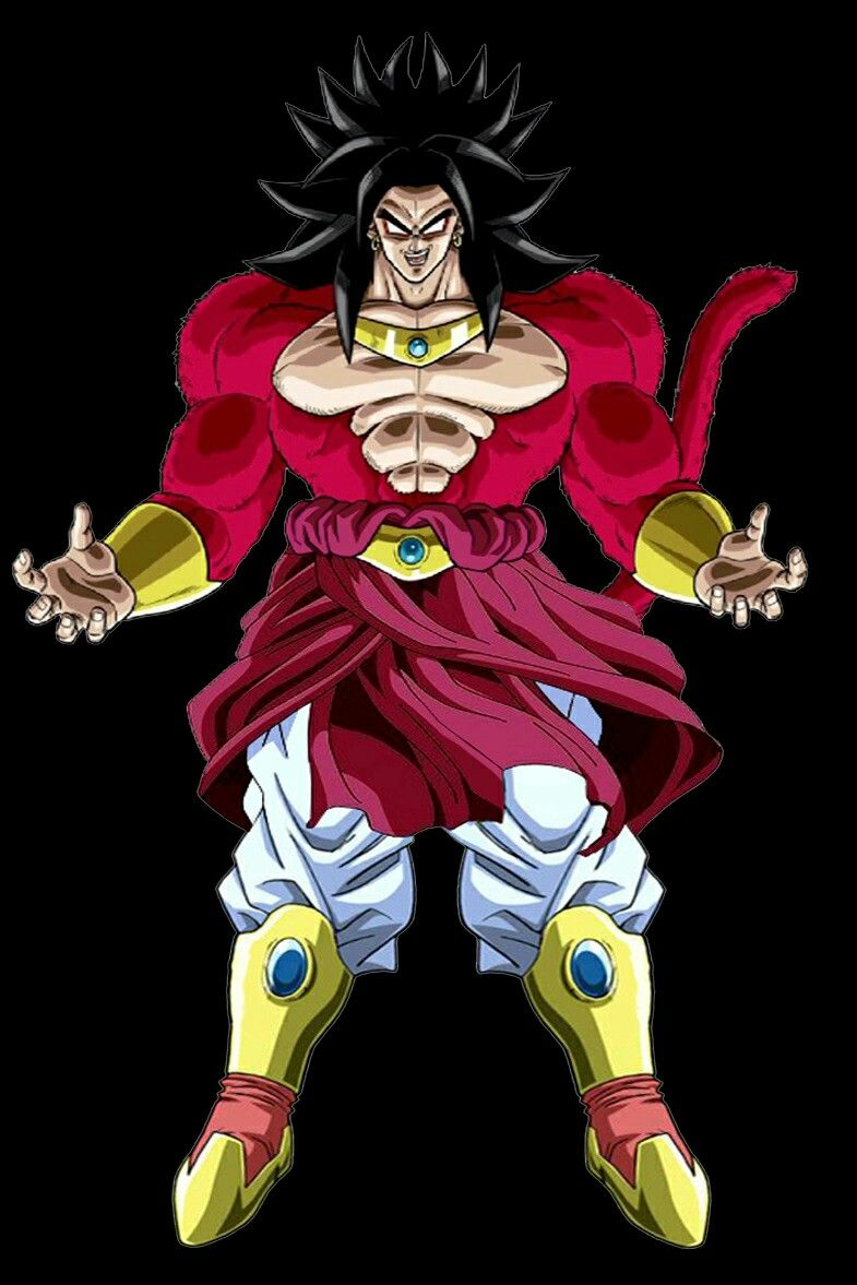 Broly ssj4 dragon ball super pinterest - Broly dragon ball gt ...