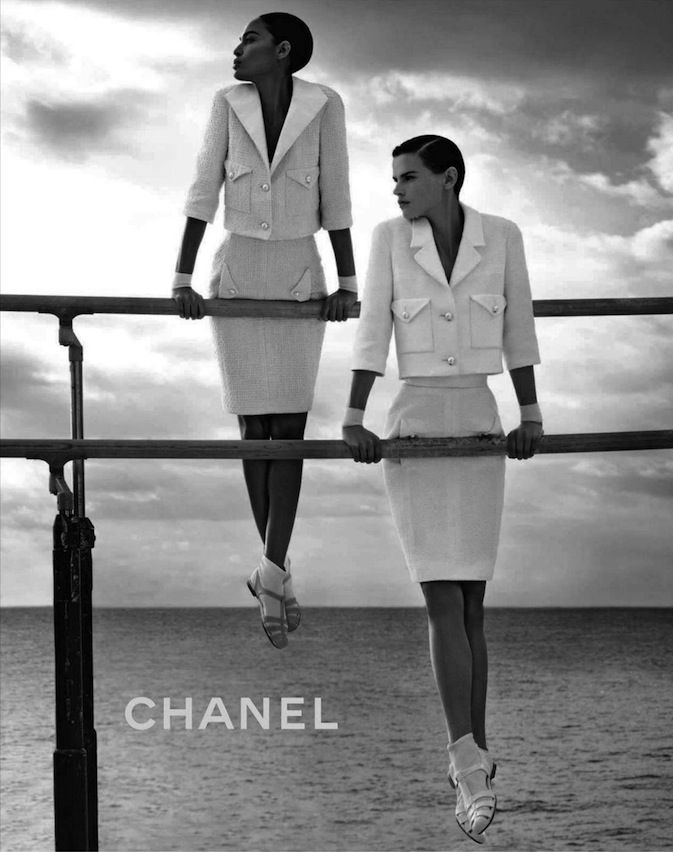 Chanel ss2012 campaign