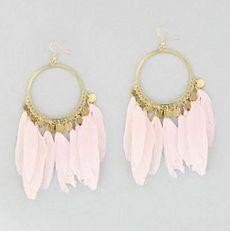 Gypsy Style Dangle Earrings