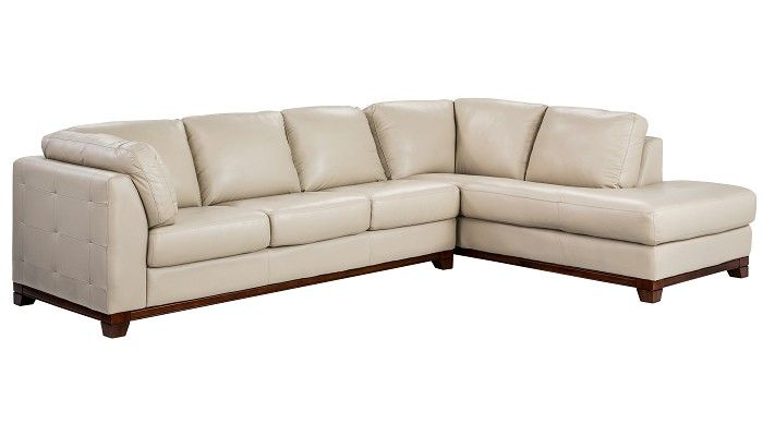 Slumberland Furniture   Brooklyn Collection   Taupe Right Chaise Sectional    Slumberland Furniture Stores And Mattress