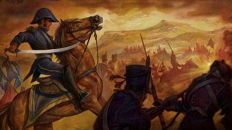 OFICIAL. La historia oficial dice que San Martín es hijo de Juan de San Martín y Gregoria Matorras.