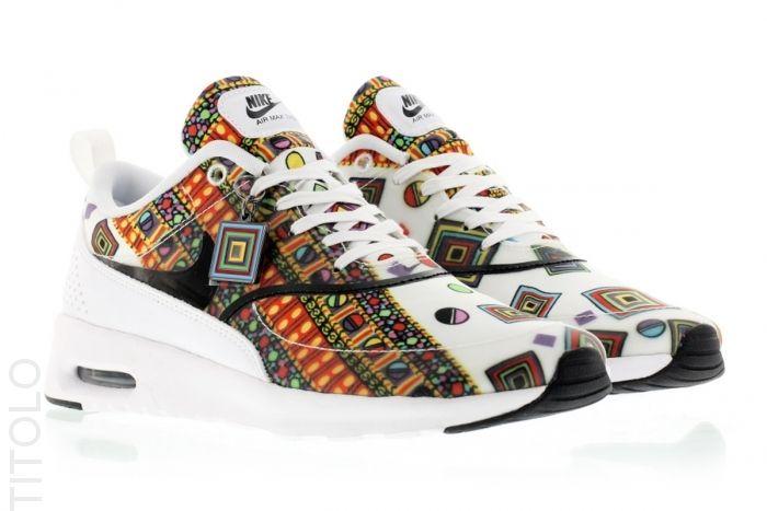 746082 100 WhiteBlack Nike Wmns Air Max Thea Liberty